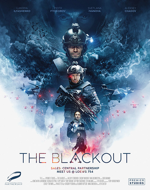 The Blackout | 2019 | m720p - m1080p | BluRay | Türkçe Altyazılı | Tek Link