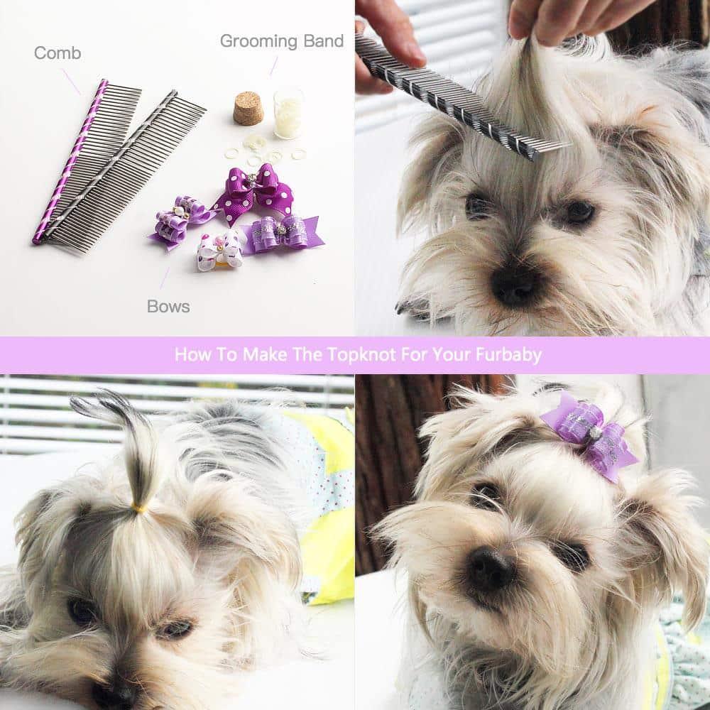 Handmade-Dog-Grooming-Bows-w14i