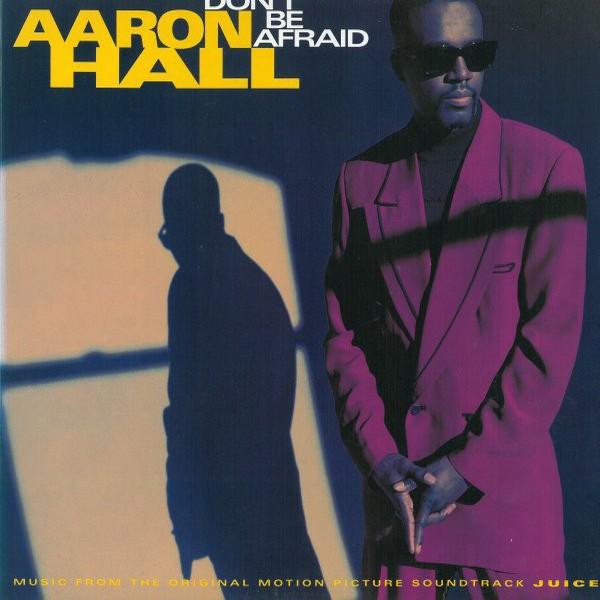 Aaron Hall - Don't Be Afraid (Vinyl, 12'') 1992 (Lossless)