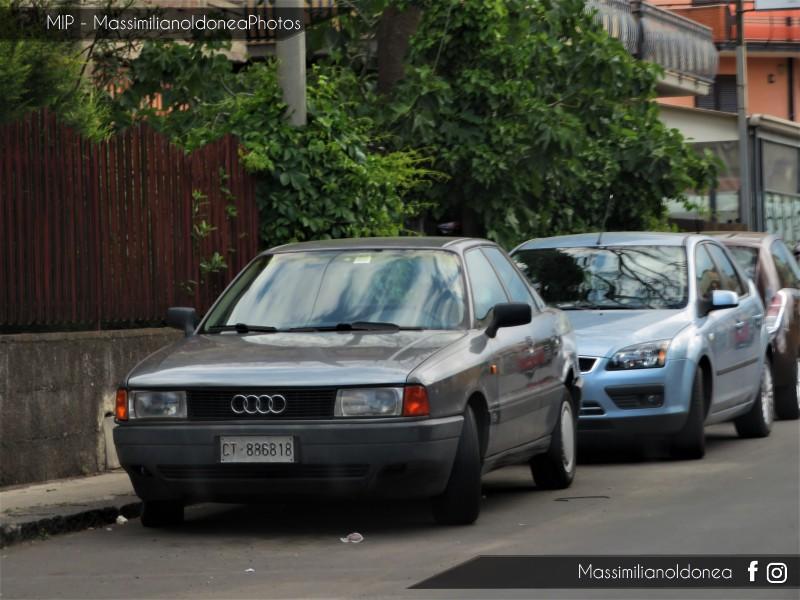 avvistamenti auto storiche - Pagina 21 Audi-80-1-8-87cv-89-CT886818-258-035-7-6-2018