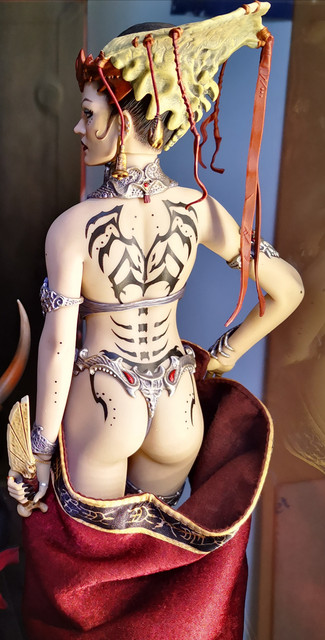 sideshow - NEW PRODUCT: Tbleague x SIDESHOW New: 1/6 Court of the Dead: Gethsemoni The Dead Queen action figure (PL2019-147) IMG-20200528-154143