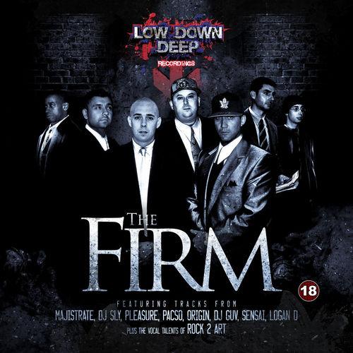 VA - The Firm LP 2013