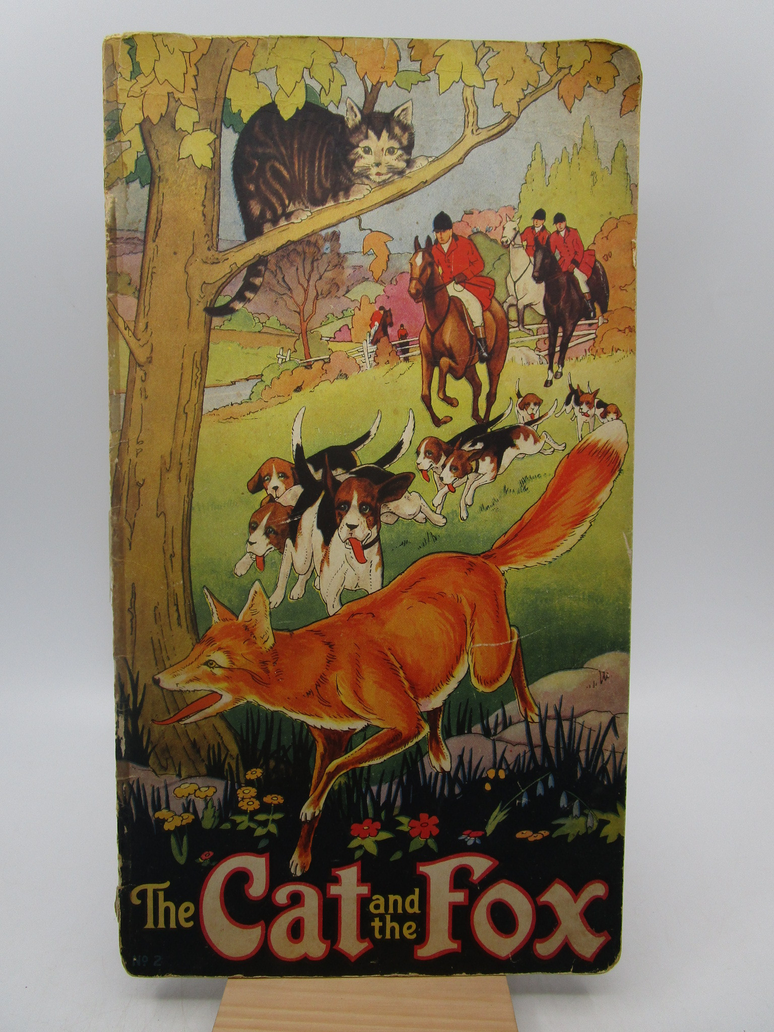 Image for The Cat and the Fox