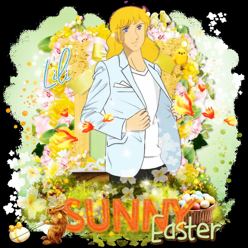 """OFRECIMIENTO CERRADO. PASAR A RECOGER FIRMAS.    GRACIASSS!      [♥ Celtic Faires Corazón Andrew ♥] ANIMALES FANTÁSTICOS -Aporte #3 -FIRMA """" Sunny Easter """"-Destellos para ALBERT Lili"""