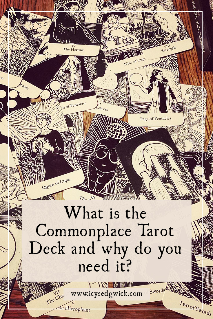 The Commonplace Tarot deck is onto its second edition through Kickstarter. Icy Sedgwick interviews creator Nell Latimer about the project.