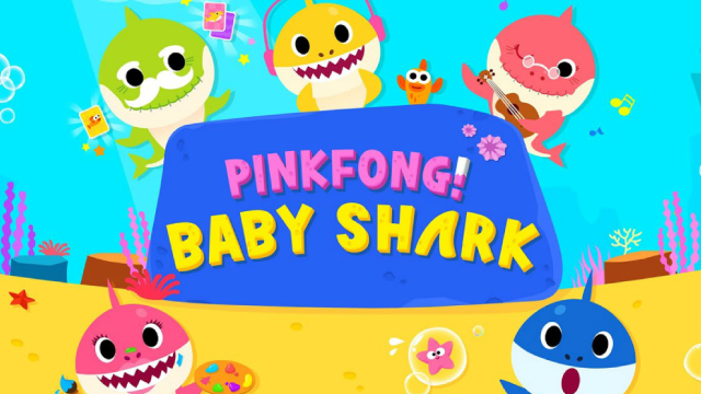 Pinkfong Baby Shark TV Series in the Works at Nickelodeon