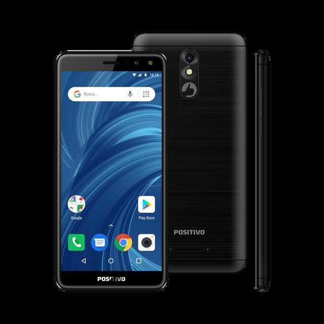 Smartphone Positivo Twist 2 Pro S532 Preto