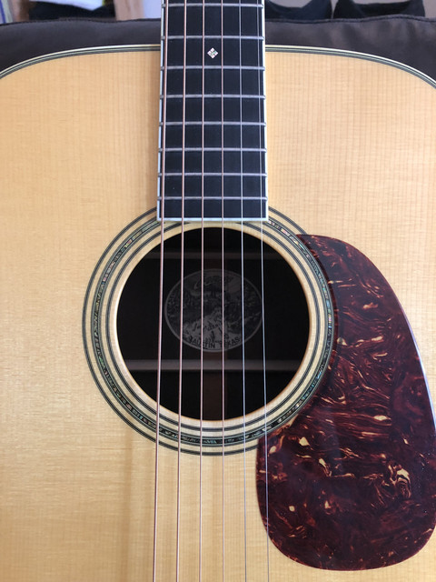 Collings D3 BaaaG Varnish - The Acoustic Guitar Forum