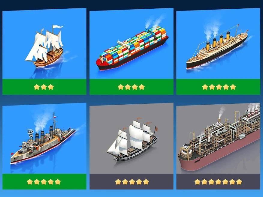Sea Port: Ship Games 2