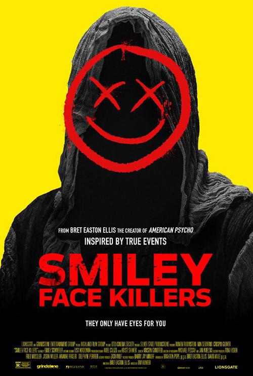 Smiley Face Killers | 2020 | m720p - m1080p | BluRay | Türkçe Altyazılı | Tek Link