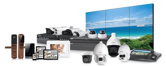 Dahua камера для наружного видеонаблюдения