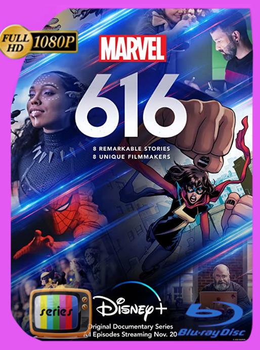Marvel's 616 (2020) DSNP WEB-DL [1080p] Latino [GoogleDrive] [zgnrips]