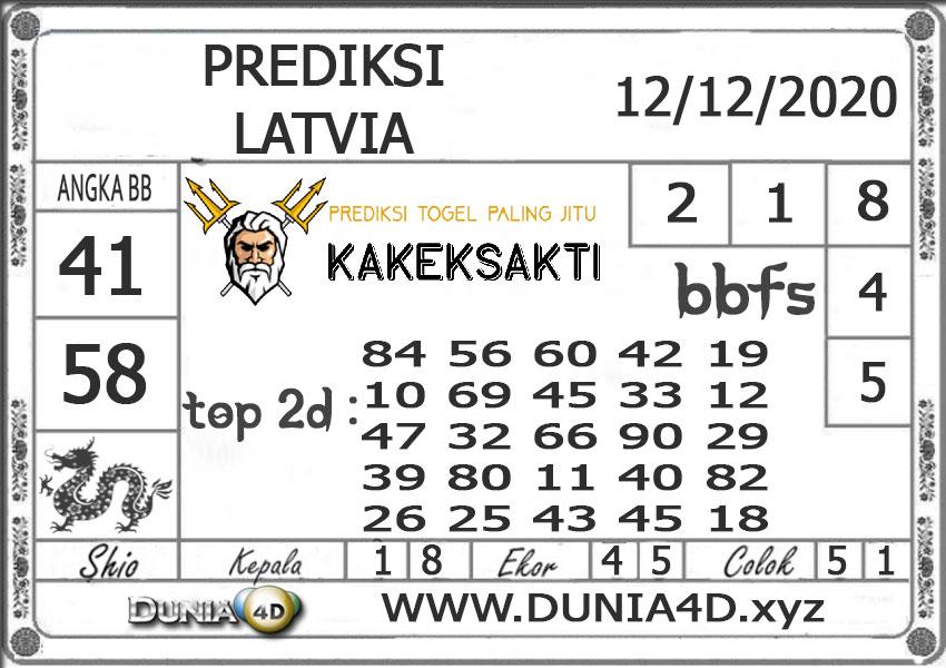 Prediksi Togel LATVIA DUNIA4D 12 DESEMBER 2020