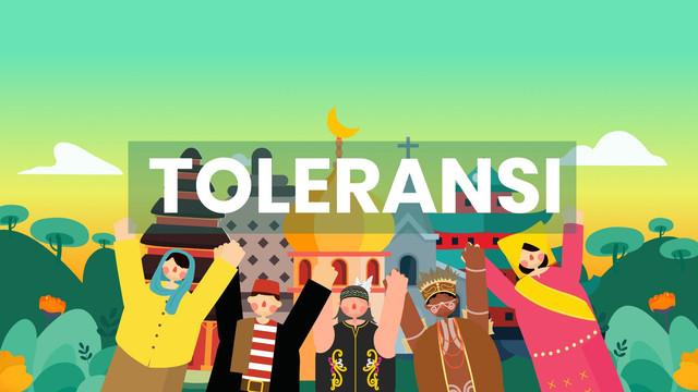Pengertian Sikap Toleransi