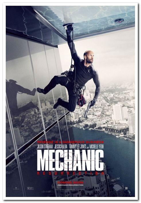 Mechanic Resurrection 2020 Hindi Dual Audio 720p BluRay 600MB Download