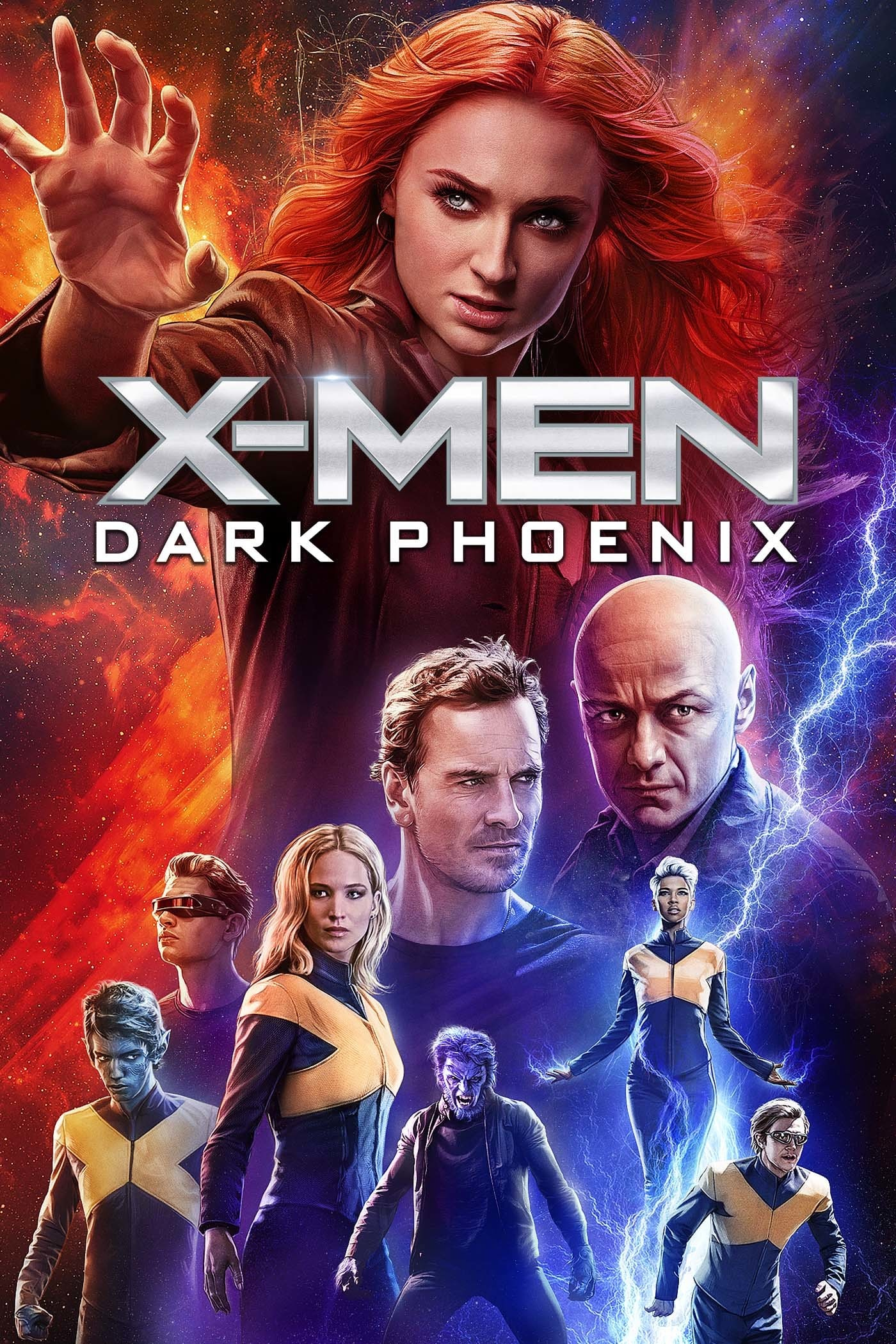 X-Men Dark Phoenix (2021) Hindi Dubbed Movie HDRip 720p AAC