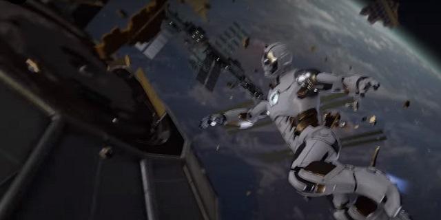 Iron-Space