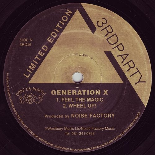 Noise Factory - Generation X 1993