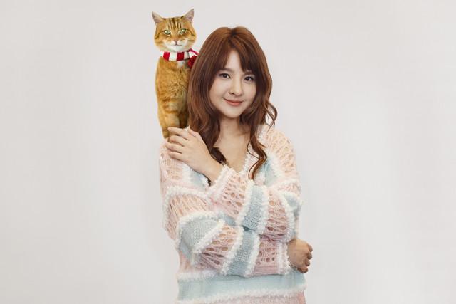 郭靜熱淚推薦《再見街貓BOB》  溫暖獻唱宣傳曲〈流浪貓小虎〉 002-BOB