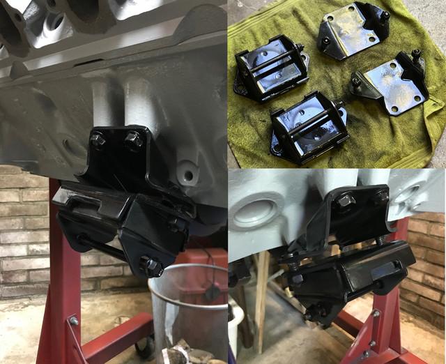 engine mounts done