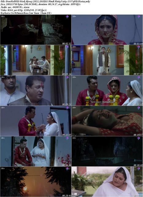 Pron-Hub-HD-Work-Riwaj-2021-S01-E01-Hindi-Hotty-Notty-1337x-HD-Hostax-s