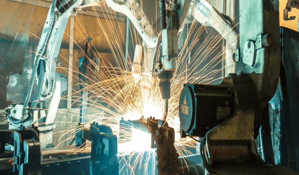 Business Manufacturing Industries