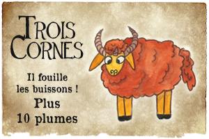 [RPM] Le Tour des Nano-mondes en 80 cookies - Jour 1  Mouton-troiscornes