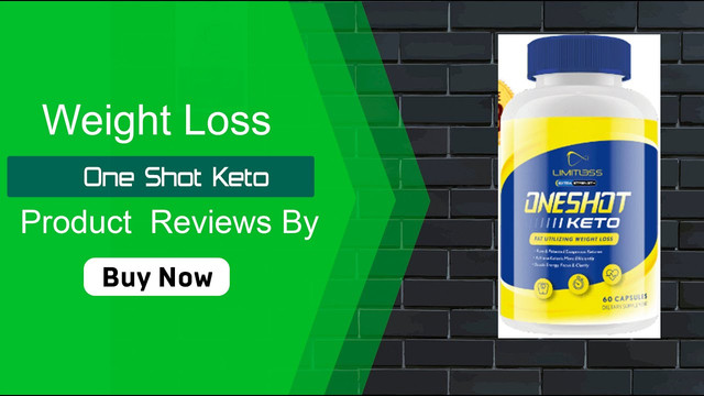One-Shot-Keto-pills