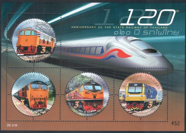 Thailand-Trains