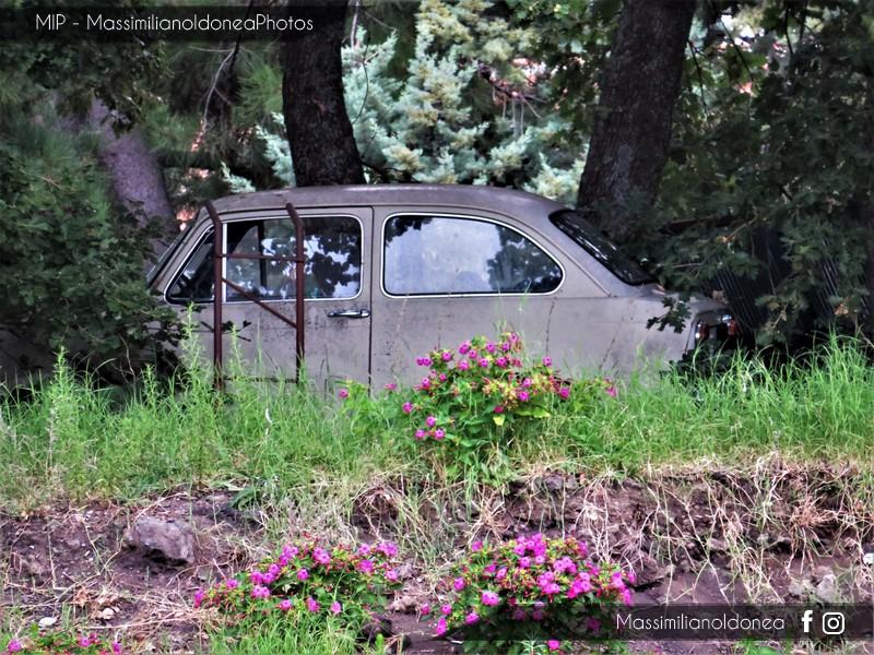 Auto Abbandonate - Pagina 7 Fiat-850