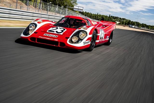 Porsche réuni six prototypes vainqueurs au classement général au Mans S20-4235-fine