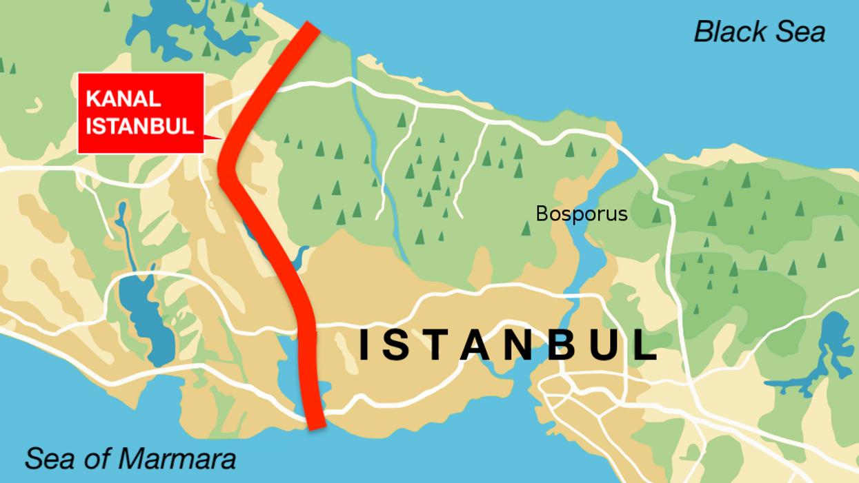 INVESTICIJA VRIJEDNA 10 MILIJARDI DOLARA! Turske vlasti najavile plan za izgradnju Istanbulskog kanala