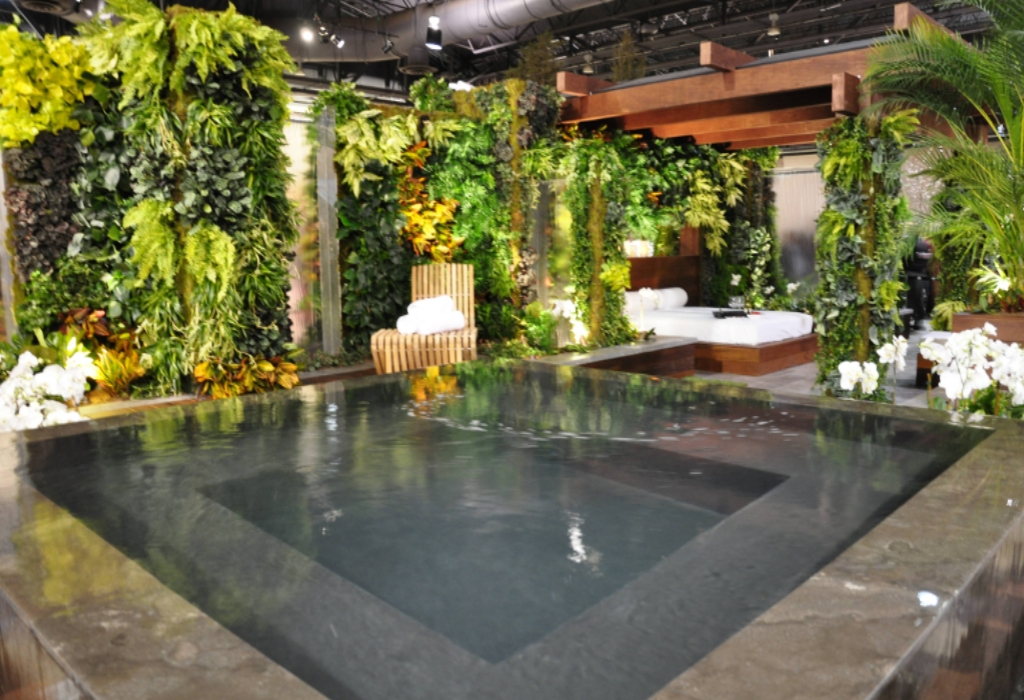 Renovation Flower Garden Design Home Luxury