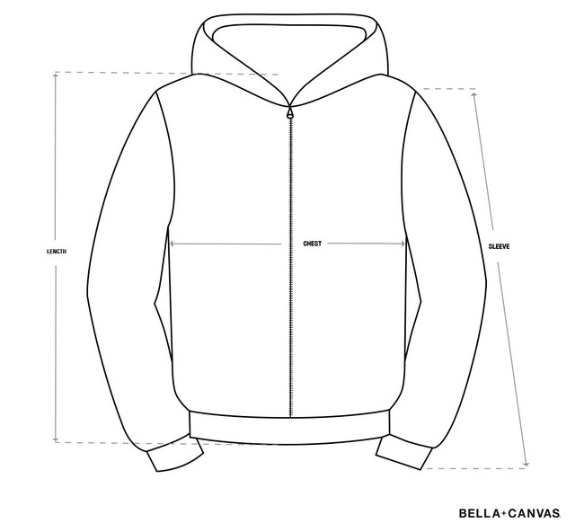 Size-Chart-Zip-Up-Bella-and-Canvas