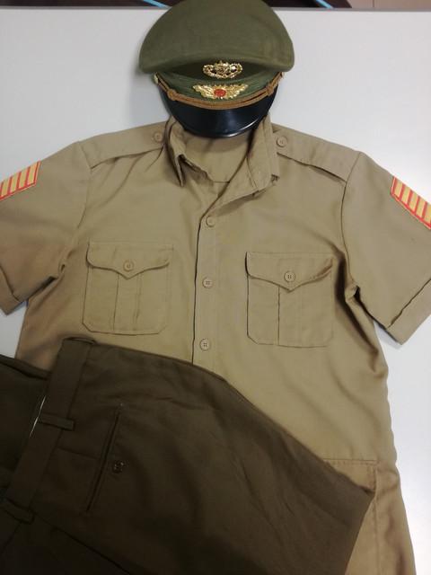 Sargento mayor de Companìa uniform IMG-20190117-080956