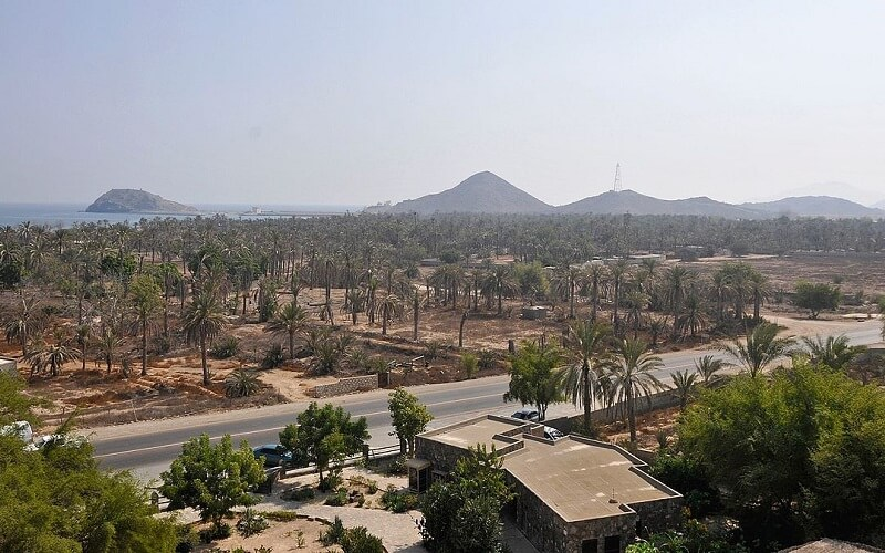 Khorfakkan city photo