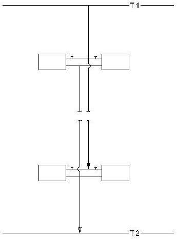 Обвод полипропиленовый схема
