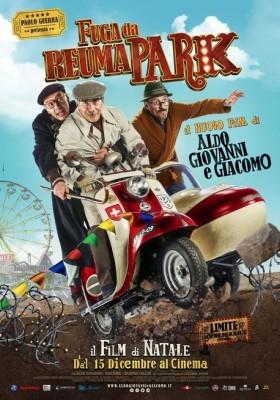 Fuga da Reuma Park (2016) .mkv FullHD ITA WEBDL 1080p - Sub