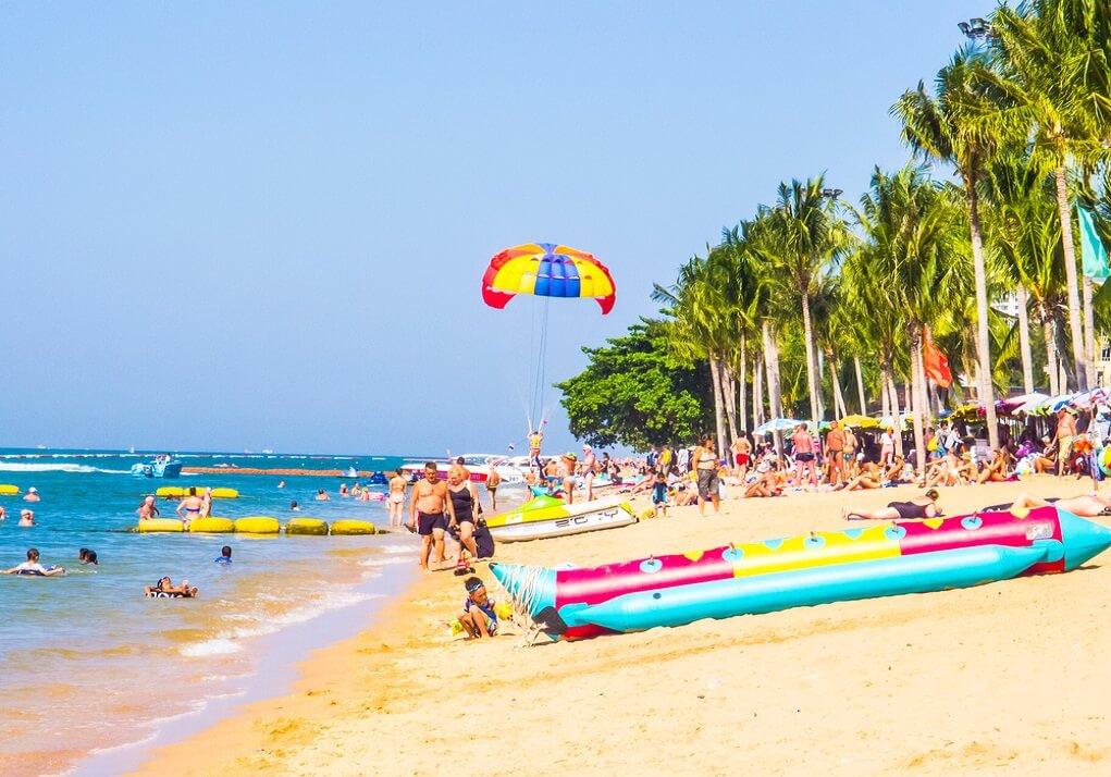 Pattaya City Tour with Roundtrip Transfer | Street Walking & Beaches