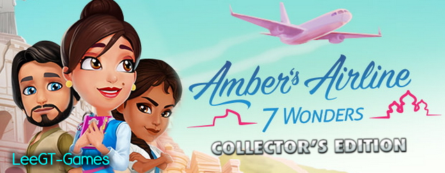 Amber's Airline 2: 7 Wonders Collector's Edition (v.Final)