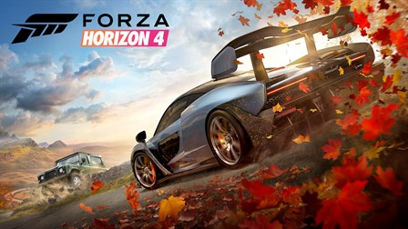 Forza Horizon 4 Ultimate Edition V1.332.904.2HV + 8 DLC [MicrosoftStore-Rip]