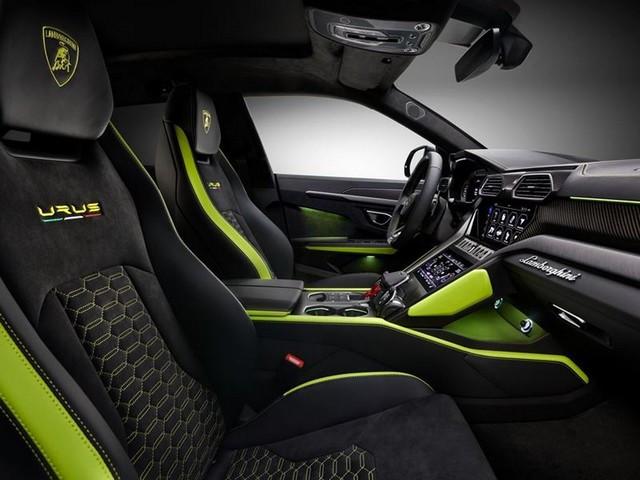 Élégance audacieuse: Automobili Lamborghini présente la capsule Urus Graphite 569491-v2