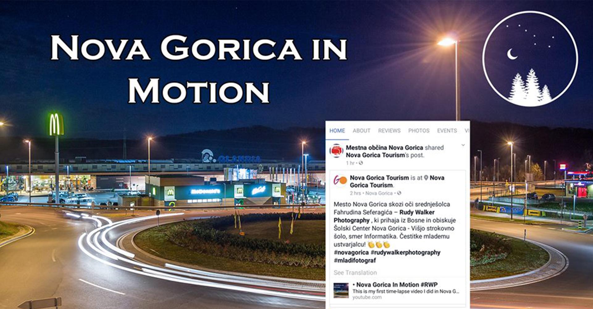 Nova Gorica in Motion