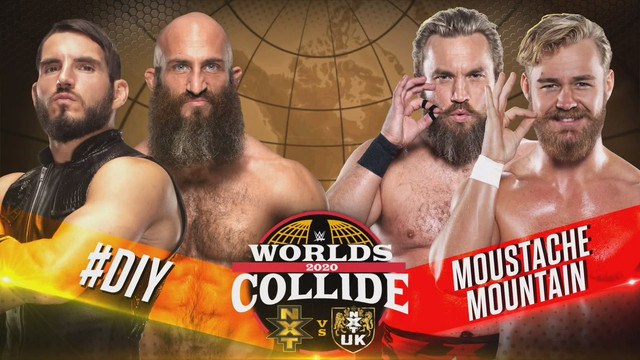 #DIY vs Moustache Mountain