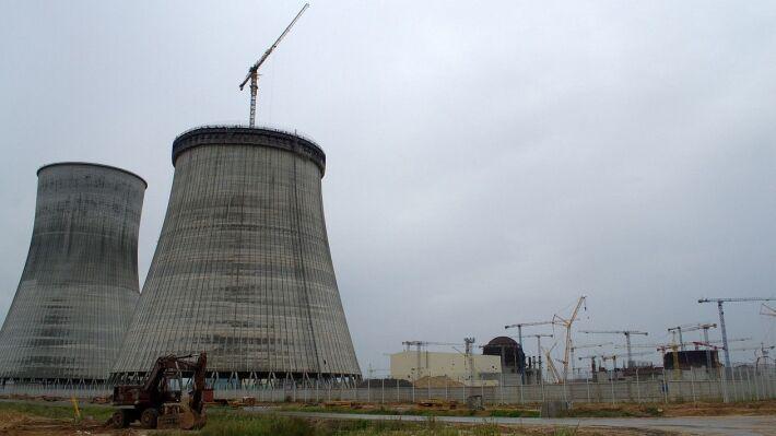 Строительство БелАЭС вызвало волну возмущений в странах Прибалтики