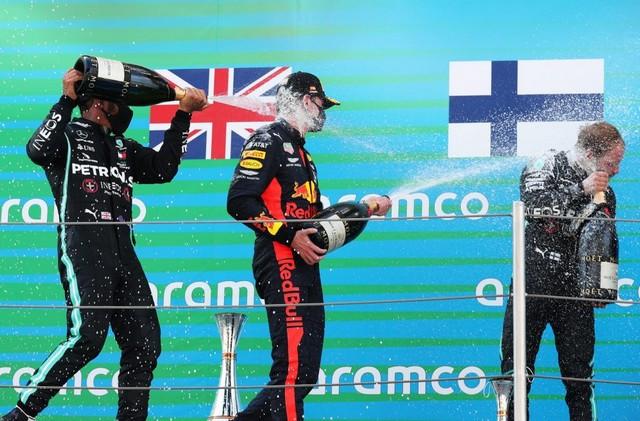F1 GP d'Espagne 2020 : Victoire Lewis Hamilton (Mercedes) Image-1