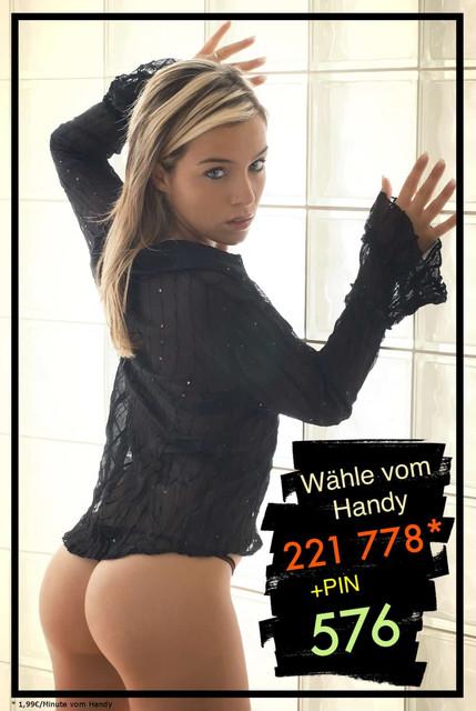 Privater Amateure Telefonsex mit geilen Weibern aus Deutschland - jetzt anrufen