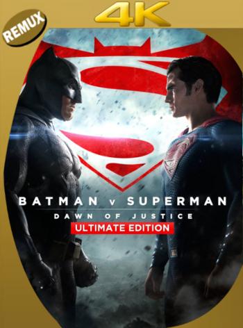 Batman vs Superman: El origen de la justicia (2016) EXTENDED BDRemux [2160p 4K] Latino [GoogleDrive] [zgnrips]