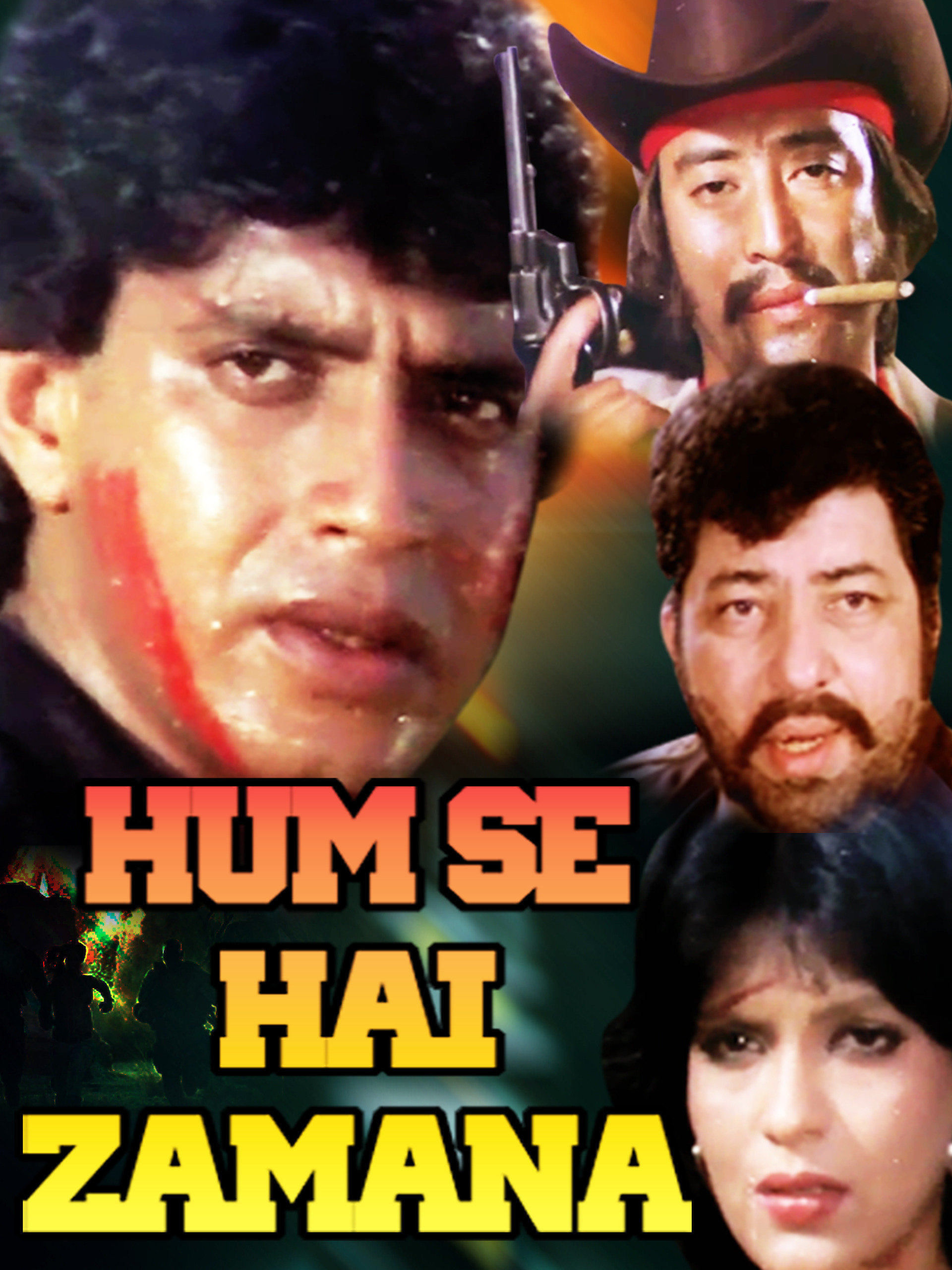 Hum Se Hai Zamana 2020 Bengali Dubbed Full Movie 720p HDRip 900MB MKV