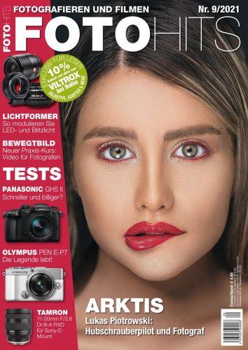 Cover: FotoHits Magazin (Fotografieren und Filmen) Magazin No 09 2021